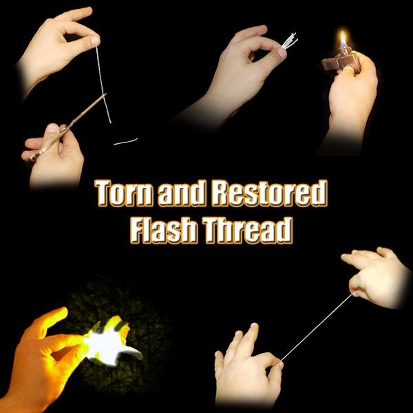 Torn and Restored Flash Thread