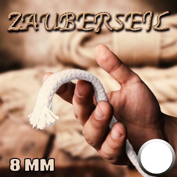 Zauberseil 8mm weiß