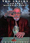 Ted Lesley Cabaret Mindreading DVD
