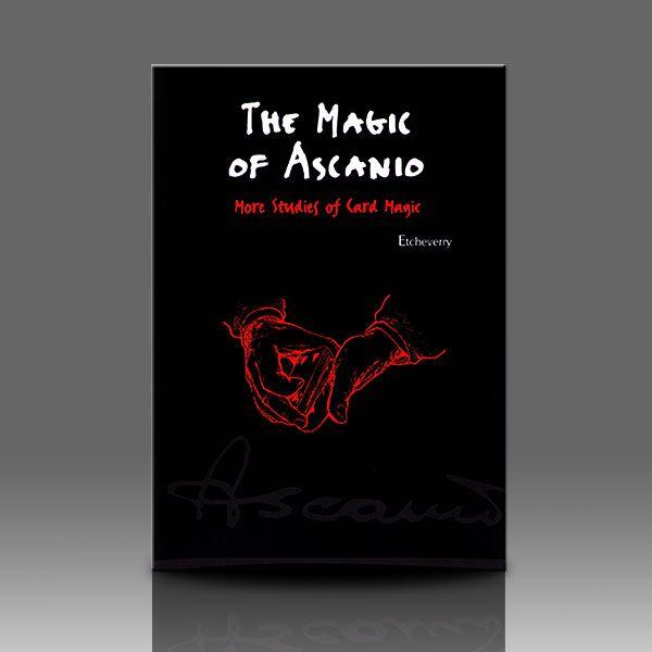 Magic of Ascanio Book Vol. 3 - More Studies of Card Magic