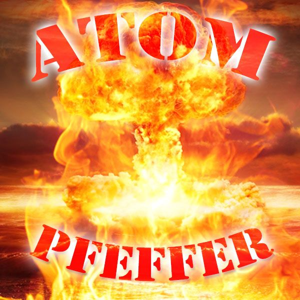 Atompfeffer ( Flash-Dust)