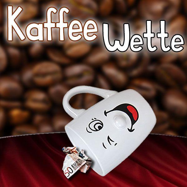 Kaffee Wette
