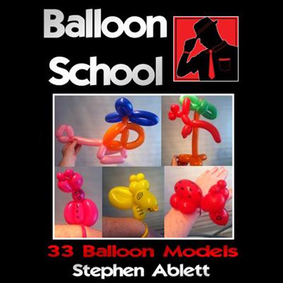 Balloon School by Stephen Ablett