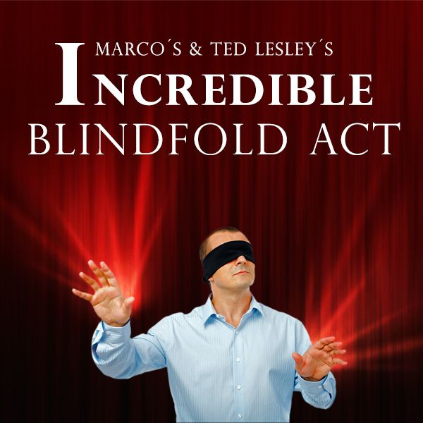 Incredible Blindfold Act