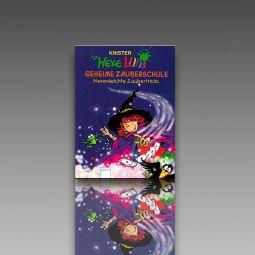Hexe Lillis geheime Zauberschule (Knister) Taschenbuch