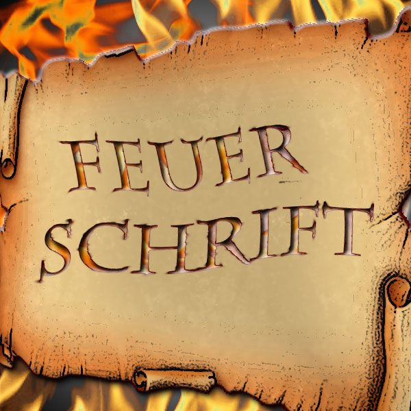 Feuerschrift
