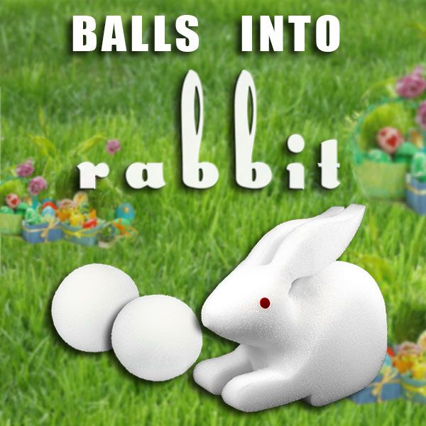 Balls Into Rabbit