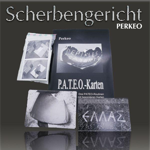 Scherbengericht PATEO-Karten Perkeo