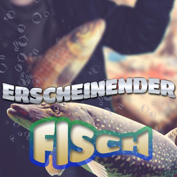 Erscheinender Fisch